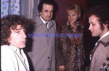 ALAIN SOUCHON MICHEL JONASZ 70s DIAPOSITIVE DE PRESSE ORIGINAL VINTAGE SLIDE #23