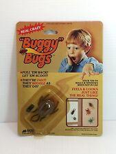 RARE Vintage Buggy Bugs Leaf Beetle Variant MOC 1984 Marty Toys