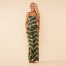 Boho Womens Floral Holiday Long Playsuits Dress Summer Beach Jumpsuit Plus Size