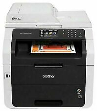 Brother MFC-9340CDW Wireless laser All-In-One Printer