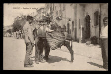 AGRIGENTO (GIRGENTI) venditor di frutta - costumi