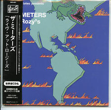 The Meters - At Rozy's [CD] Mini LP Paste On Jacket Replica - MINT [IMPORT]