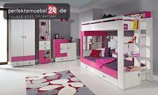 PM_KMA09 Kinder- Jugendzimmer komplett erweiterbar Bett Schrank Schreibtisch