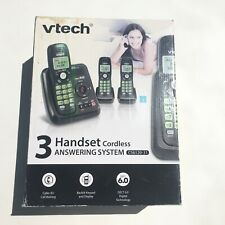 VTech CS6120-31 Trio Handsets Cordless Phone Answering System