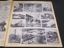 1931 APRIL 4 NEW YORK TIMES - SEARCHING FOR VICTIMS OF MANAGUA QUAKE - NT 4999