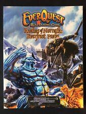 Everquest-Reinos de NORRATH: everfrost picos Sword & Sorcery-WW16511