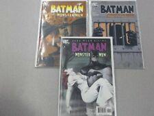 DC Batman & the Monster Men #1-6