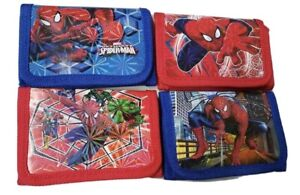 Marvel's Spiderman Character Wallet - Great for a Super Hero fan - Coin or Notes