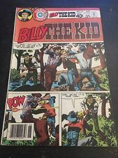 Billy The Kid#136 Awesome Condition 8.0(1980) Sattler Art!
