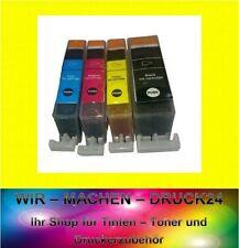 4 COMP. CARTUCCIA PER CANON bjc-3000 6000 ip4000 s400 s520 i550 i650 * bci-3 bci-6