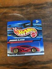 Jaguar XJ220 Hot Wheels Car No.160 2000