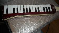Hohner Melodica piano 27-Made in Germany-Blechgehäuse-guter gebrauchter Zustand-