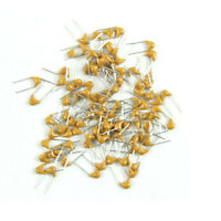 100PCS 0.1uF 104 50V Monolithic Ceramic Chip Capacitor NEW