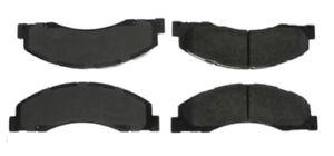 Disc Brake Pad Set Front Centric 106.13280