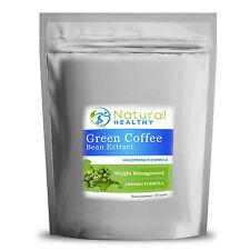 30 Chicco di Caffè Verde-Pillole Dimagranti-Bruciagrassi-Naturale Perdita di Peso Dieta