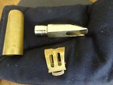 1960s otto link alto metal mouthpiece