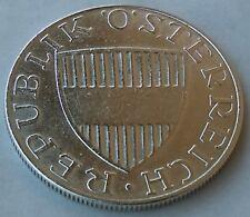 10 Schilling 1971. Österreich Austria silver coin, Silbermünzen (.640) 7,5 gr. !