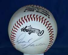 DAVE PARKER PSA/DNA AUTOGRAPH FEENEY NATIONAL LEAGUE BASEBALL SIGNED AUTHENTIC