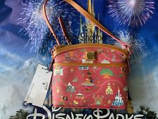 2020 Disney Parks  Park Life Crossbody Bag by Dooney and Bourke Actual Shown