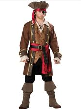 Men's Pirate Costume. Size - Large