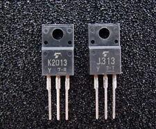 Genuine Toshiba 2SJ313Y/2SK2013Y pair