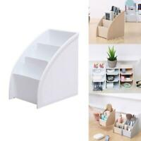 Desktop Storage Organizer Box Remote Control Cosmetic Holder Offices Supplies