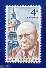 Sc # 1202 ~ 4 cent Sam Rayburn Issue