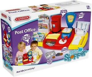 NEW CASDON KIDS POST OFFICE MAIL TOY PRETEND PLAY - 532