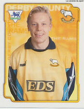 N°167 MART POOM DERBY COUNTY.FC STICKER MERLIN PREMIER LEAGUE 1999