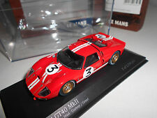 FORD GT 40 MKII 24 H LE MANS 1966 GURNEY MINICHAMPS 1:43