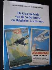 Lekturama Book De Geschiedenis van de Nederlandse en Belgische Luchtvaart (Ned)