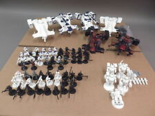 Warhammer 40K Tau Empire Army Lot Kroot Fire Warriors Devilfish Hammerheads