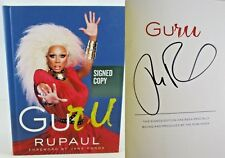 GuRu by RuPaul ✎ SIGNED AUTOGRAPHED ✎ First Edition Book Drag Queen Book NEW