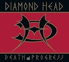 Diamond Head - Death And Progress [CD]