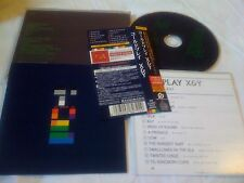 COLDPLAY / x&y /JAPAN LTD CD OBI