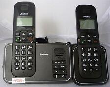 Binatone Armour 5025s Twin Cordless Telefono + Call Blocker & segreteria telefonica