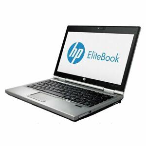 "HP EliteBook 2570p i5-3230m 2,6Ghz., 12,5"" , 8GB RAM, 256GB SSD, DVD-RW Win10"