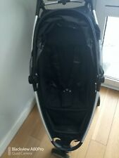 Quinny zapp in black with travel bag FREE POST