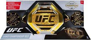 "UFC BELT MMA ULTIMATE FIGHTING CHAMPIONSHIP LEGACY BELT KIDS 38"" TOY REPLICA"