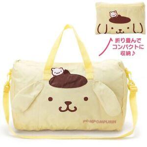 Anime Cartoon Travel Folding Duffel Bag Waterproof Storage Bag Large Organizer