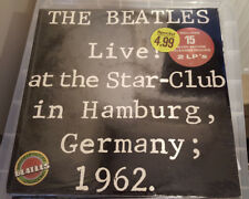 The Beatles - Live at the Star Club in Hamburg US 2 Vinyl LP 1977 new sealed