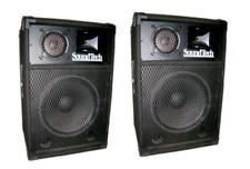 SOUNDTECH 3-Wege PA-Box KB156, 15/3, 250W RMS/400W, fetter Sound,hochwertig!