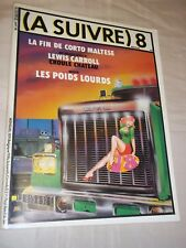 MAGAZINE (A SUIVRE) no 8 (1978) H. PRATT / CLAEYS / TARDI / FOREST / F MURR...