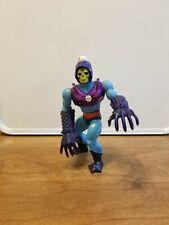 MOTU Terror Claws Skeletor Masters of the Universe He-man Vintage 100% Complete