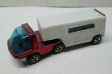 Original 1969 Mattel Redline Hot Wheels Heavy Weights Moving Van Nice No Reserve