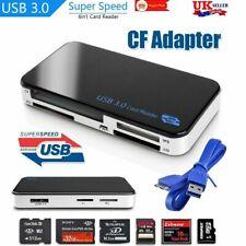 USB 3.0 All In One Multi Memory Card Reader CF Micro SD/M2/TF/XD/CF UK