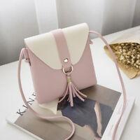 Ladies Mini Purse Satchel Women Crossbody Shoulder Bag Small Messenger Bags