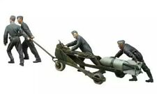 1/32 Resin Figure Model Kit German Soldiers Luftwaffe WWII WW2 Unpainted