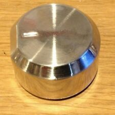 KENWOOD KS101GBL GAS OVEN CONTROL KNOB IN SILVER GENUINE PART