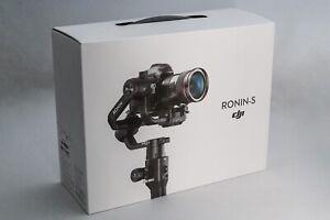 DJI Ronin S Handheld Gimbal Stabilizer for Mirrorless & DSLR Cameras